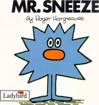 Mr Sneeze V5: Mr Men and Little Miss