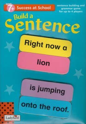 Practising Your English: Build a Sentence