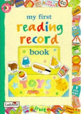 My First Reading Record Book