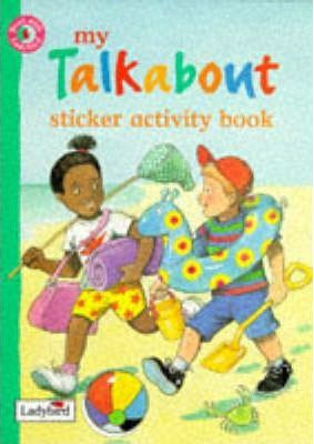 My Talkabout Sticker Activity Book