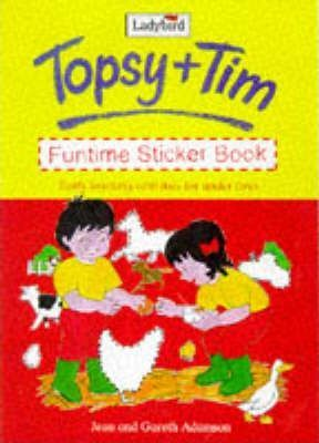 Topsy and Tim: Funtime Sticker Book