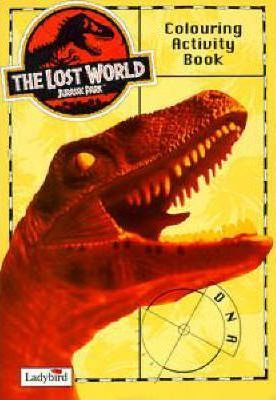 The Lost World Colouring Book: Bk. 2