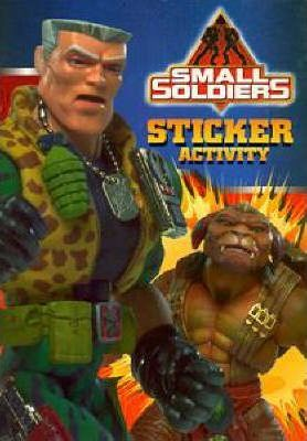 """""""Small Soldiers"""": Activity Book"""