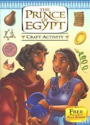 The Prince of Egypt: Craft Activity Book