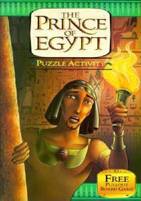 The Prince of Egypt: Puzzle Activity Book