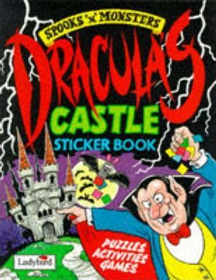 Dracula's Castle Sticker Book