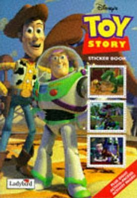 Toy Story: Sticker Storybook