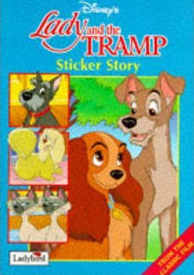 Lady and the Tramp: Sticker Story