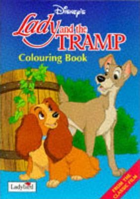 Lady and the Tramp: Colouring Book 2