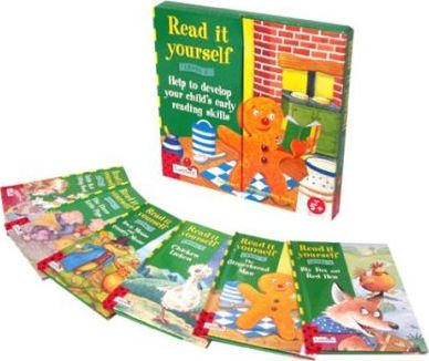 Ladybird Read it Yourself: 5-6 Years Level 2