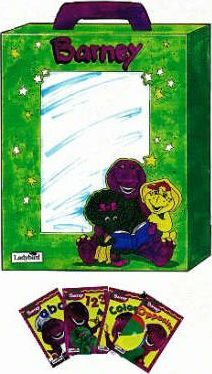 Learn with Barney Box Set