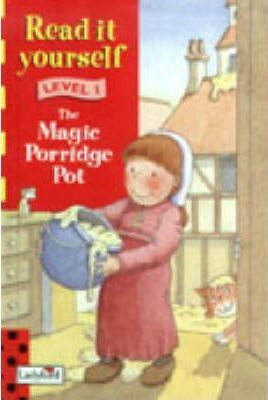 Read it Yourself Book and Tape - Level 1: the Magic Porridge Pot