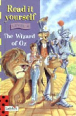 Read it Yourself Book and Tape - Level 4: the Wizard of Oz