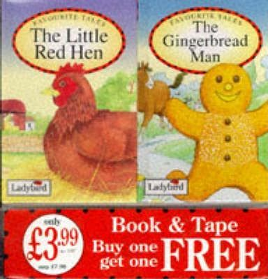 Little Red Hen and the Gingerbread Man