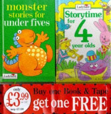 Storytime for Four Year Olds and Monster Stories for under Fives