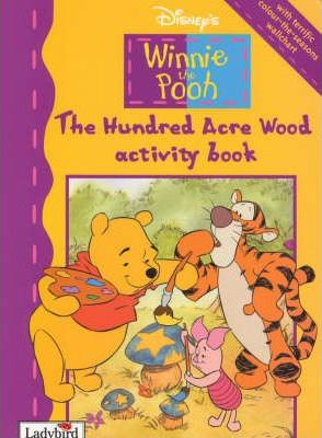 Winnie the Pooh: Hundred Acre Wood Activity Book