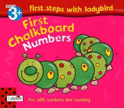 First Chalkboard Numbers