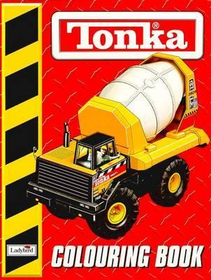 Tonka Colouring Book