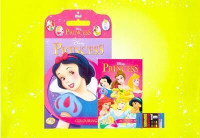 Disney Princess Activity Pack