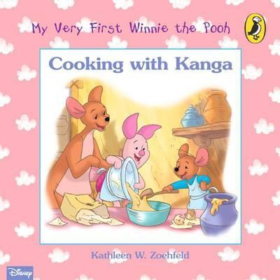 Cooking with Piglet and Roo