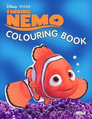 Finding Nemo: Colouring Book