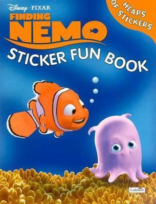 Finding Nemo: Sticker Fun Book