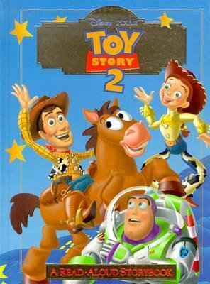 Toy Story 2 Read-Aloud Storybo