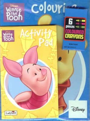 Winnie the Pooh Activity Pack