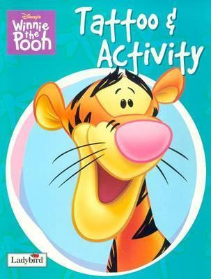 Winnie the Pooh Tattoo and Activity Book