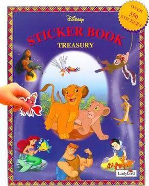 Sticker Book Treasury I