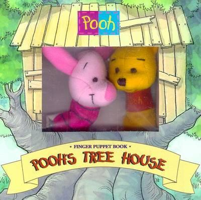 Pooh's Tree House: Board Book