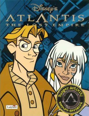 Atlantis: Bumper Activity Book