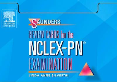 Saunders Review Cards for the NCLEX-PN Examination
