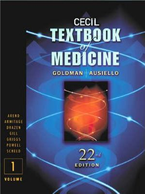 Cecil Textbook of Medicine Downloadable PDA Software