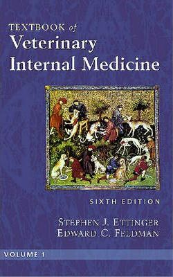 Textbook of Veterinary Internal Medicine: v.1