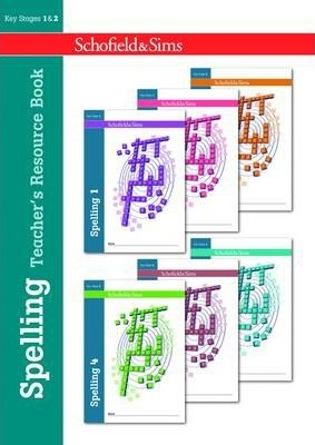 Spelling Teacher's Resource Book: Years 1-6, Ages 5-11