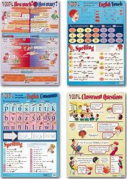 TEFL Posters