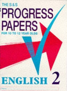 Progress Papers: English 2 with Answers