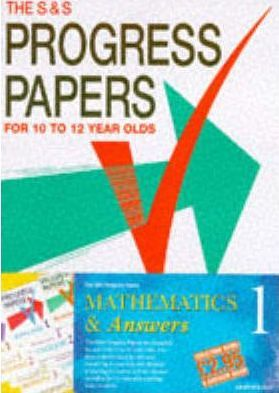 Progress Papers: Maths 1 with Answers