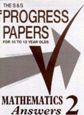Progress Papers: Maths 2 with Answers