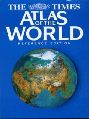 """""""Times"""" Atlas of the World"""
