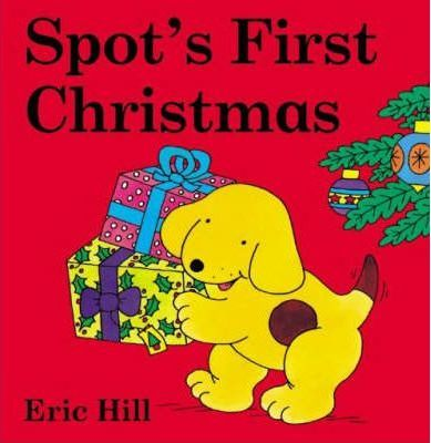 Spot's First Christmas Board Book (Coloured Cover)