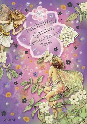 Enchanted Garden Scented Sticker Book: with stickers