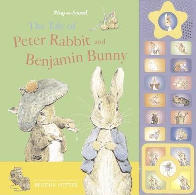 The Tale of Peter Rabbit and Benjamin Bunny Sound Book