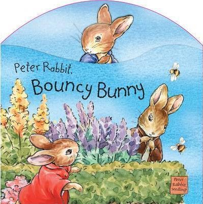 Peter Rabbit Seedlings: Peter Rabbit, Bouncy Bunny