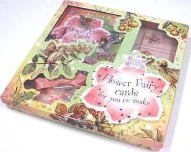 Flower Fairies Cards for You to Make