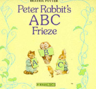 Peter Rabbit's ABC Wall Frieze