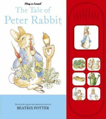The Tale of Peter Rabbit Sound Book