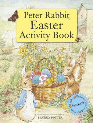 Peter Rabbit Easter Activity Book