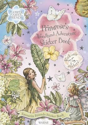 Primrose's Woodland Adventure Sticker Book